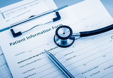 New patient forms for chiropractic care